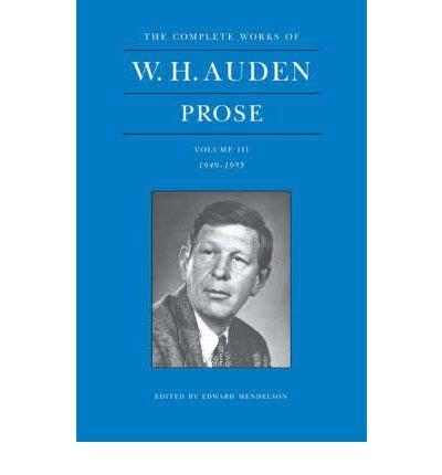 MOD C - Audens Poems - ATAR Notes
